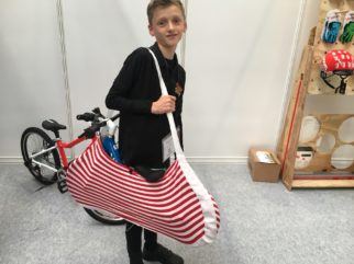 Balance Bike carry bag by Woom
