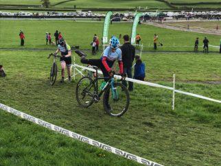 Testing the Worx JA700 on a cyclocross race