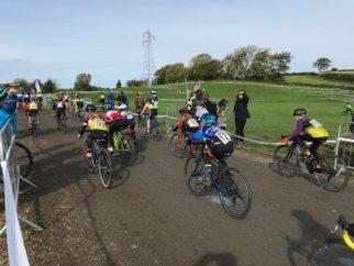 U10's Cyclocross race