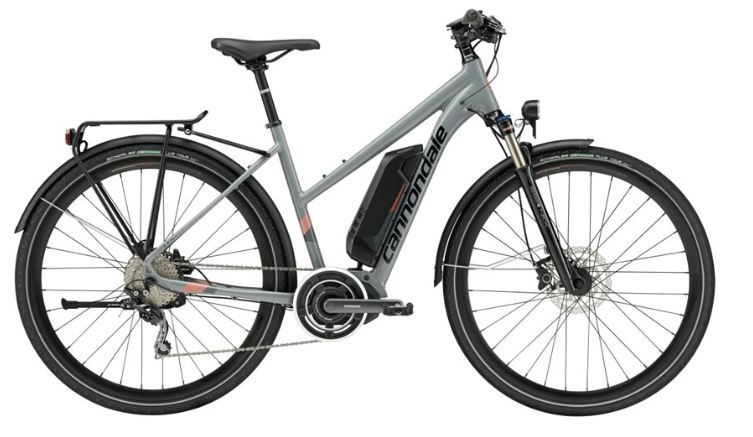 Cannondale Quick Neo Womens Tourer Ebike