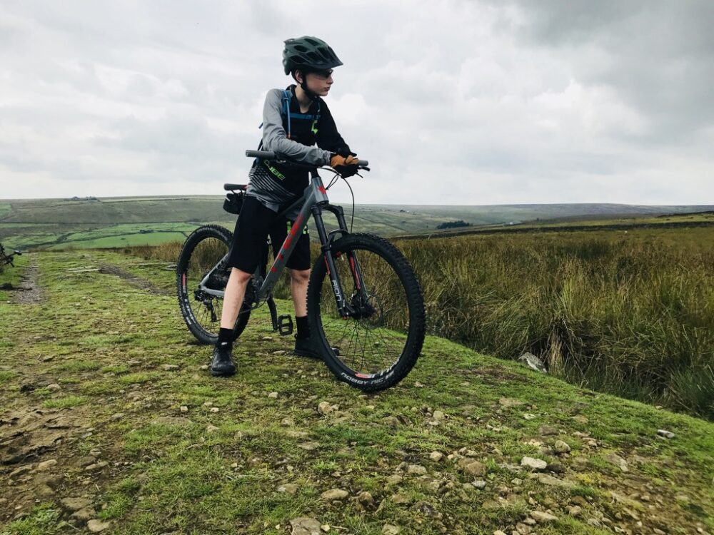 Cube Stereo 140 Youth Mountain Bike for teenagers review