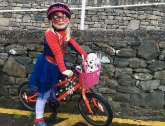 Review of Hoy Bonaly 16 by Cycle Sprog