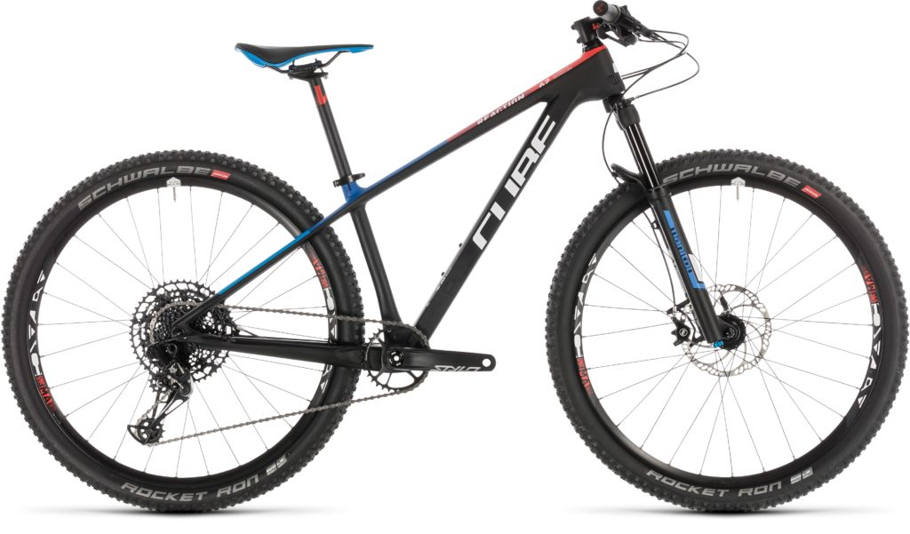 """Cube Reaction C:62 Youth xc race bike - a 27.5"""" wheel kids MTB - ideal for ages 10 and over"""