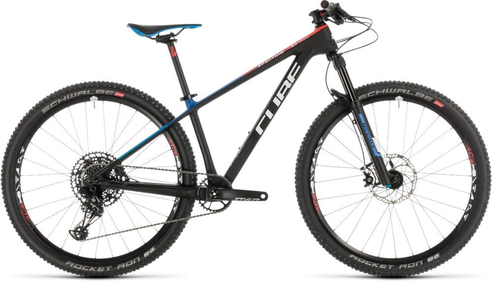 Cube Reaction C:62 Youth xc race bike