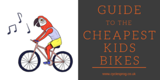 CHEAPEST KIDS BIKES - where to buy a cheap child's bicycle