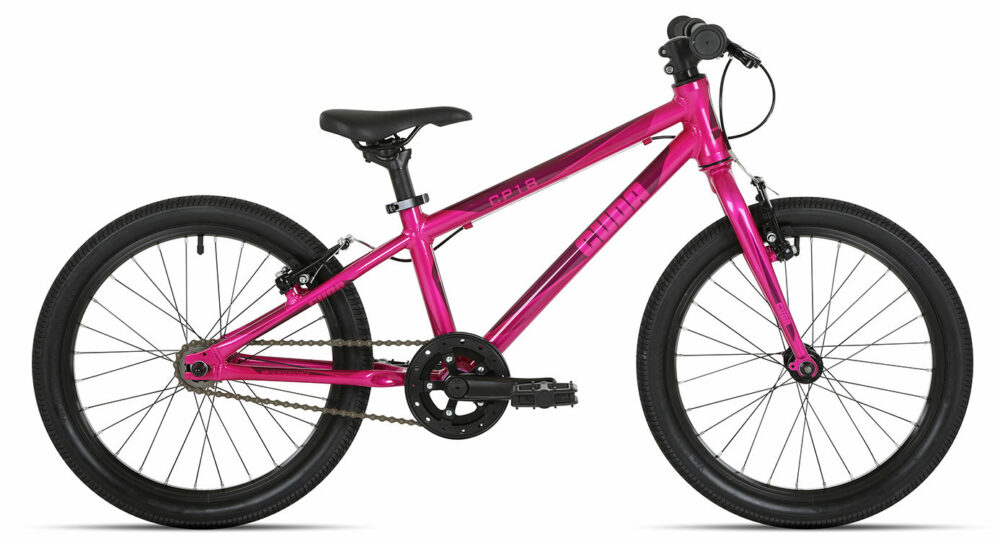 "Cuda CP18 - an 18"" wheel kids bike for children aged 4 to 6 years old - no gears"