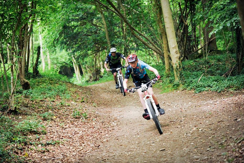Fergus O'Loughlin - why I love cycling with my son