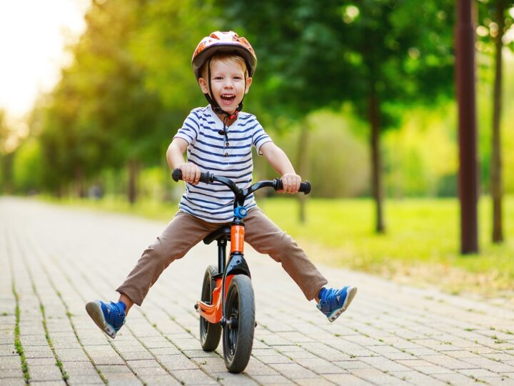 Buying a balance bike - guide for parents - Adobe Stock image