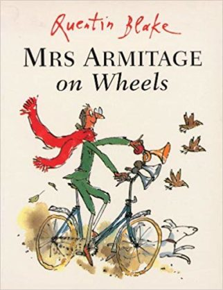 Mrs Armitage on Wheels - a great children's book about cycling