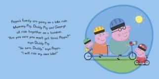 Peppa Pig's Big Bike Race