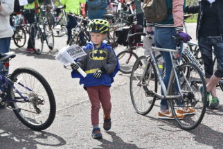 Pedal on Parliament 2019