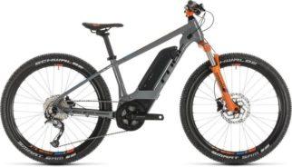 Cube kids electric mountain bike