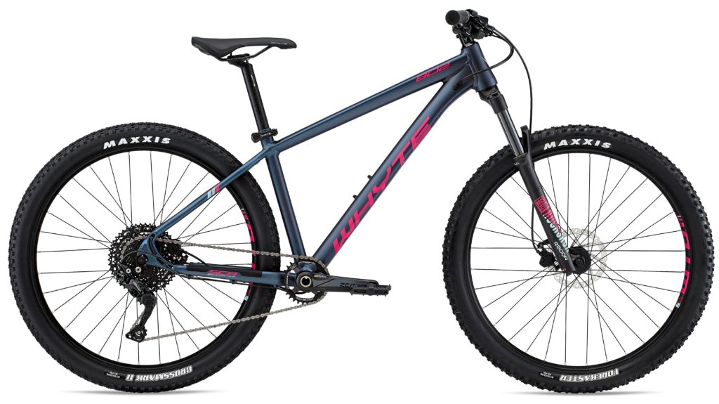 Whyte 802 Compact 27.5 wheel - one of the best mountain bikes for teenagers