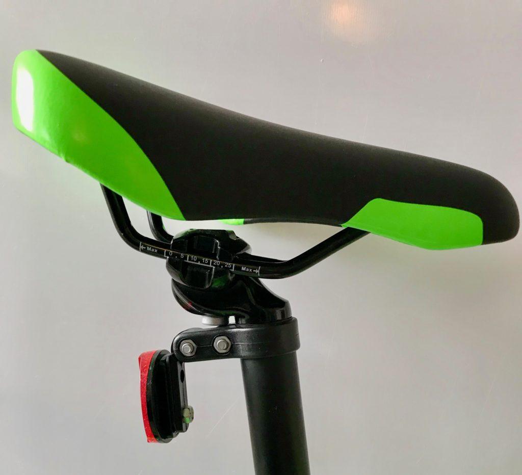 Giant ARX 20 kids bike saddle