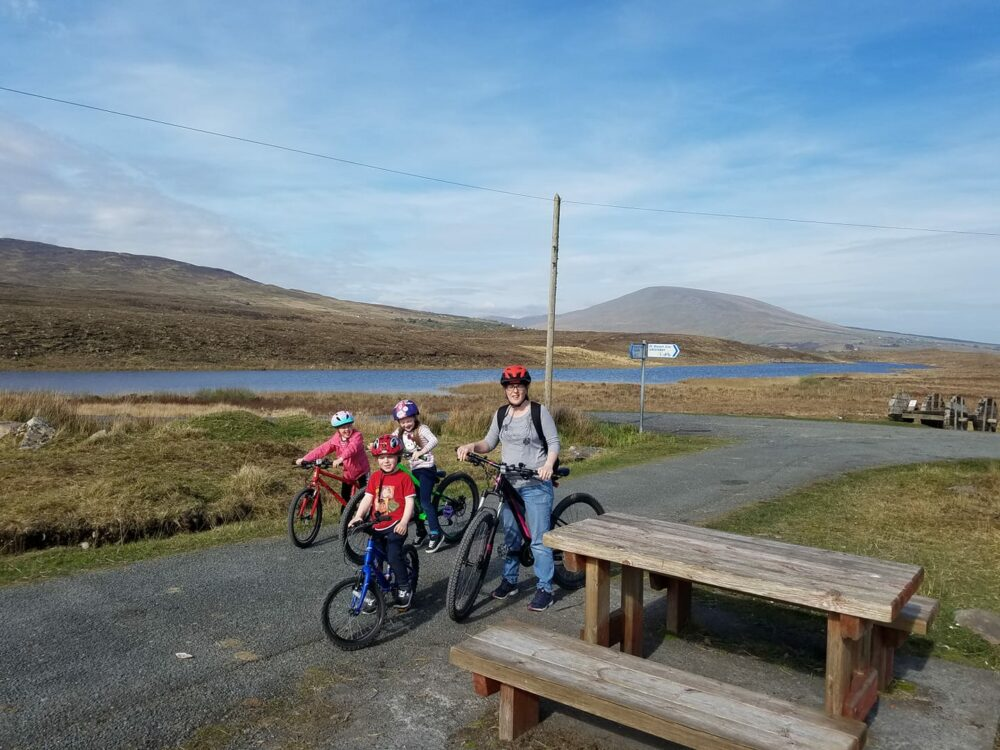 Family Cycling Ireland Facebook Group