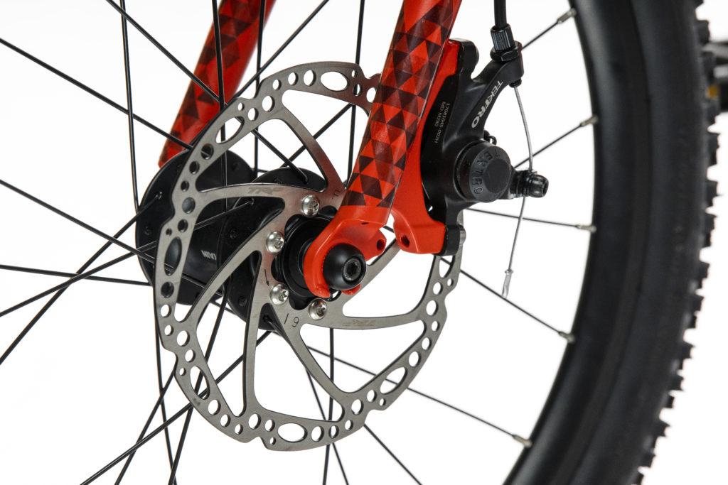 Black Mountain HUTTO optional disc brake