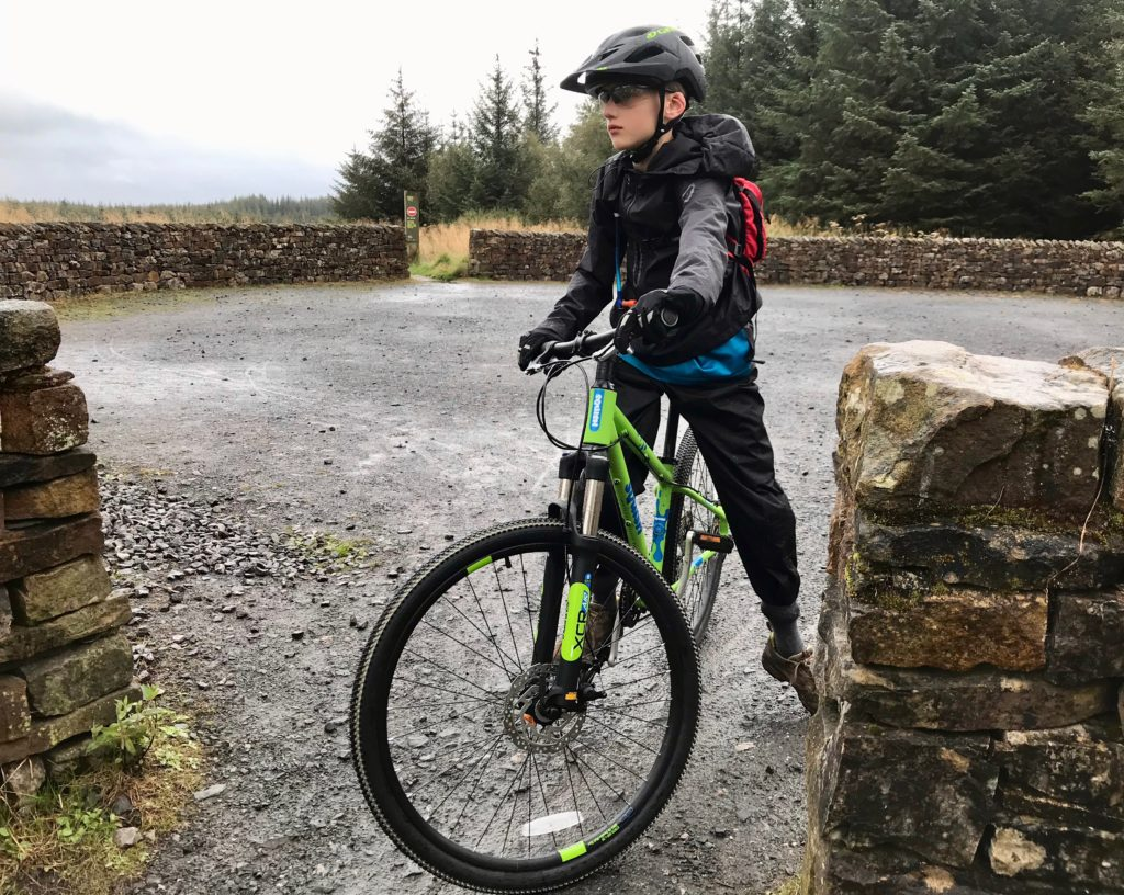 Squish MTB 26 - Tester T at Gisburn Forest