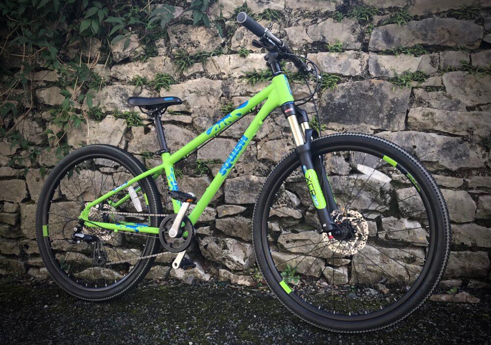 Squish MTB 26 in green