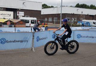 Pedago Electric Fat Bike test ride
