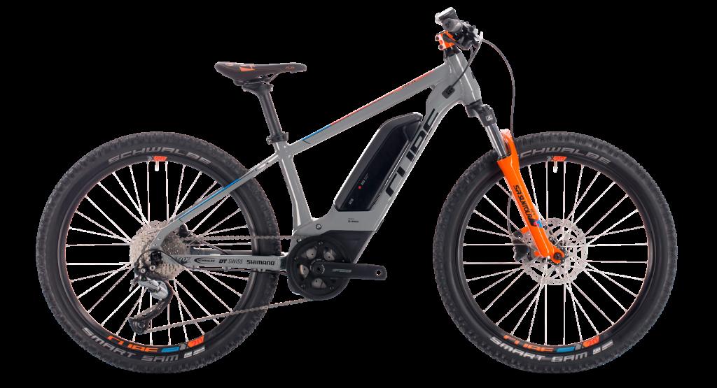 Cube Acid 240 Hybrid Youth from the Cube 2020 kids bike range