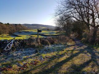 Lake District Winter Biking