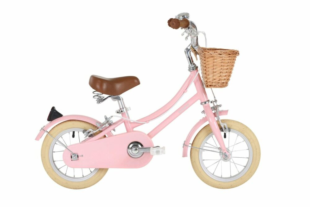 Bobbin Gingersnap 12 is a small bike for ages 3 and over