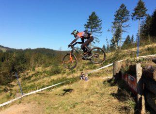 Fraser at SDA 2019 - ShreedXS - teenage mountain bike clothing