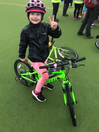"""Green Giant ARX 20"""" bike"""
