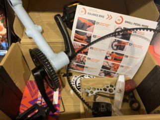 Black Mountain Skog - bike review