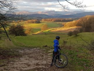 Islabike Crieg Winter bike rides
