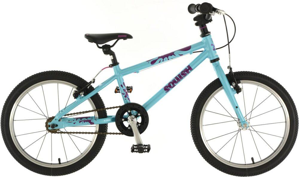 "Squish 18 Aqua - 18"" wheel kids bike"