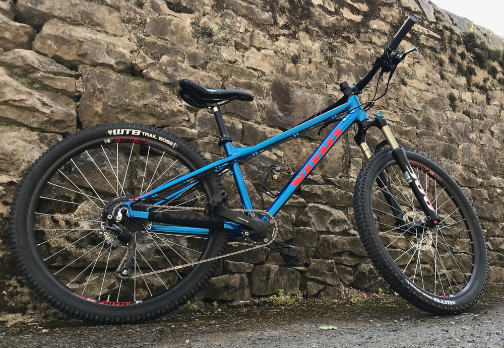 Vitus Nucleus 26 kids MTB - hardtail mountain bike for under £500
