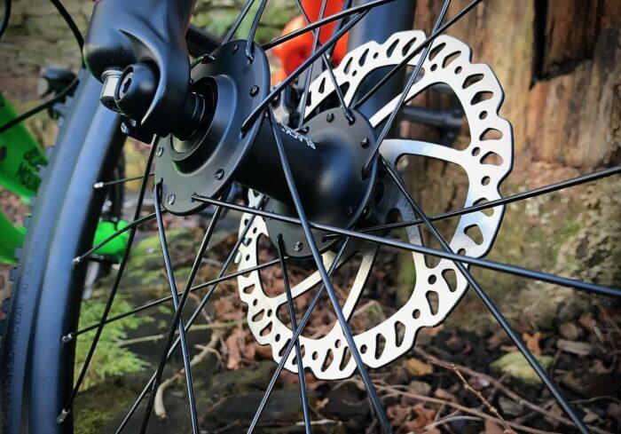 Black Mountain HUTTO disc brakes