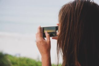 Taking too many photos or social media of your child