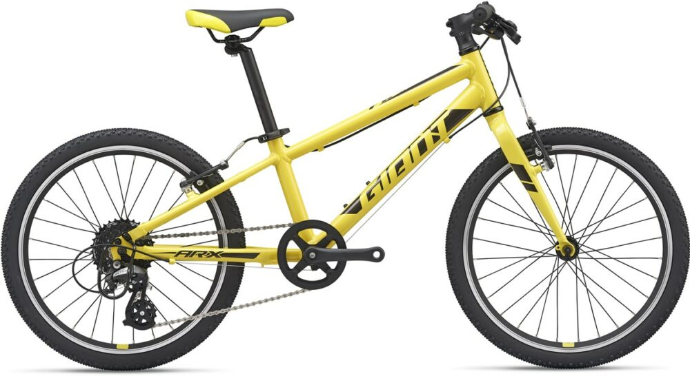 Giant ARX 20 Yellow - one of the best kids bikes with gears
