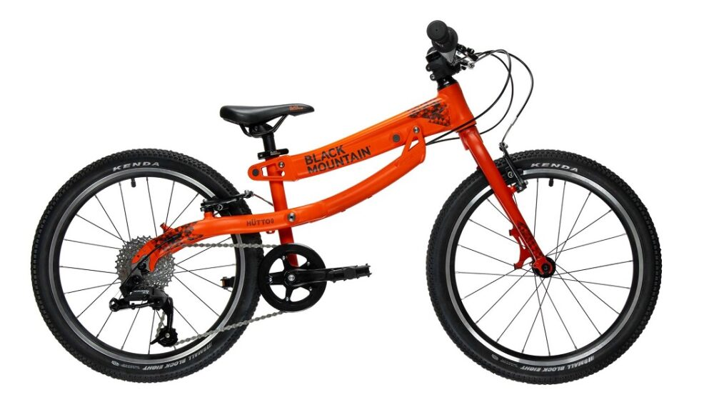 Black Mountain Hutto - best bike for a 7 year old