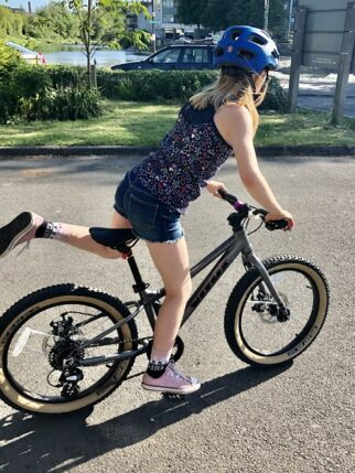 Vitus 20+ review - plus wheel kids bike for a 7 yar old