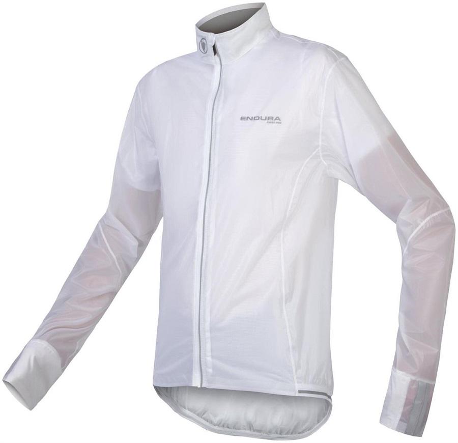 Waterproof cycling jacket for a teenage cyclist