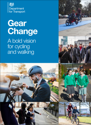 Gear Change - cycling strategy document July 2020