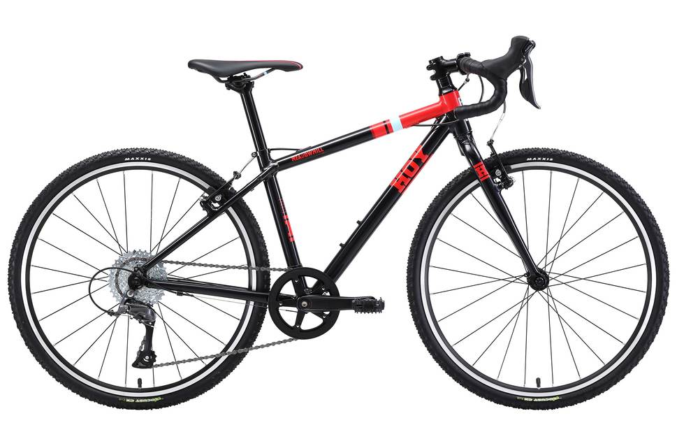 Hoy Meadowmill 24 - this model is a great secondhand kids cyclocross bike