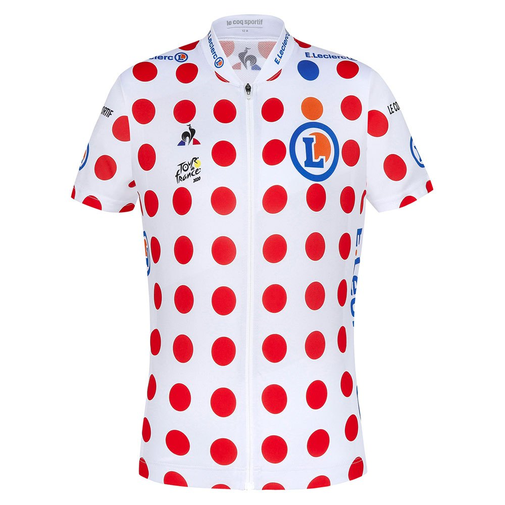 Kids Sized King of the Mountain TDF Jersey 2020