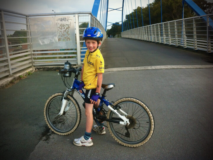 Kids-size-tour-de-france-yellow-jersey
