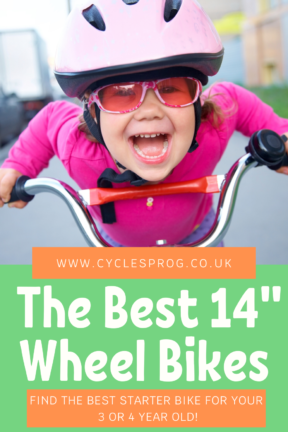 BEST 14 WHEEL BIKES FOR 3 AND 4 YEAR OLDS