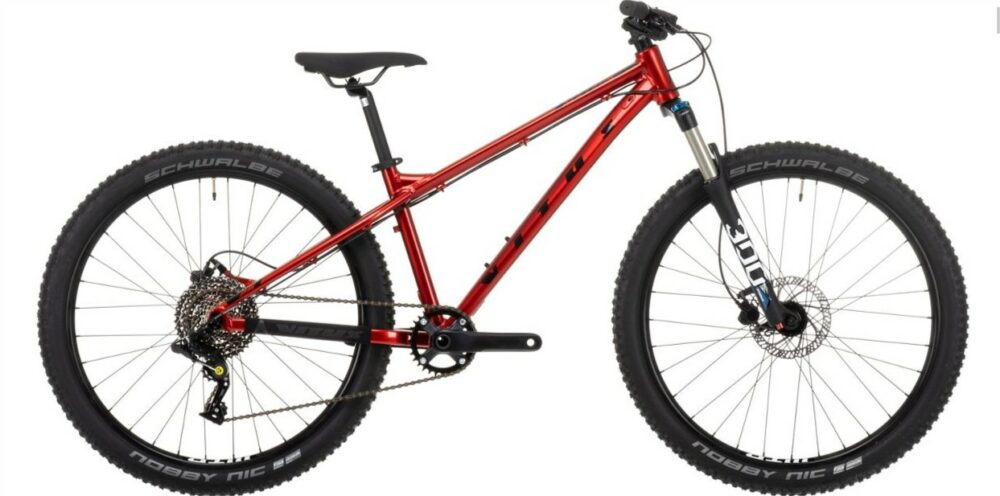 """Vitus Nucleus 26 2021 - a great 26"""" wheel mountain bike for ages 10 years and over"""