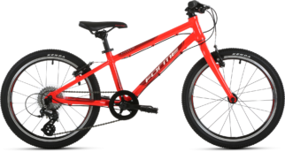 Forme Kinder MX20 red kids bike - a kids bike with gears for a 6 year girl or boy