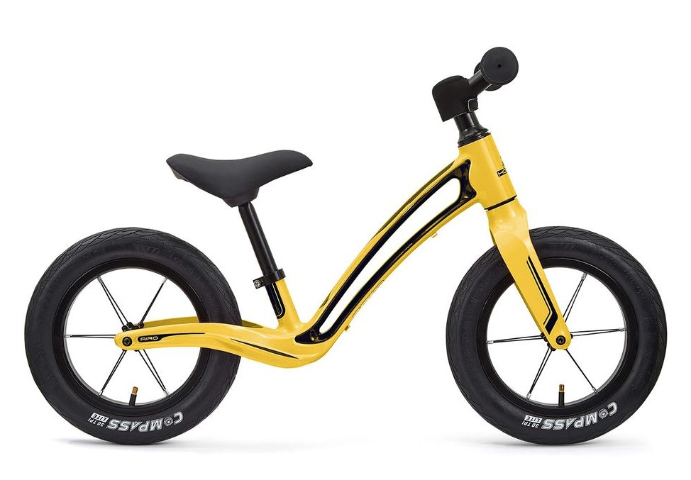 Hornit Airo Balance Bike - a lightweigh balance bike for ages 1.5 years to 5 years