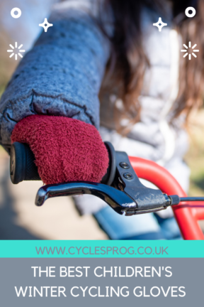 The best children's winter cycling gloves - how to keep kids hands warm on a bike during the cold weather