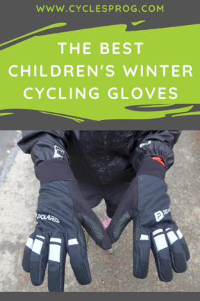 The best children's winter cycling gloves - find the best warm gloves for riding a bike for cyclists with small hands. From toddlers to teenagers we've sought out the best warm, windroof and waterproof kids junior winter cycling gloves so your child can continue to ride all year round