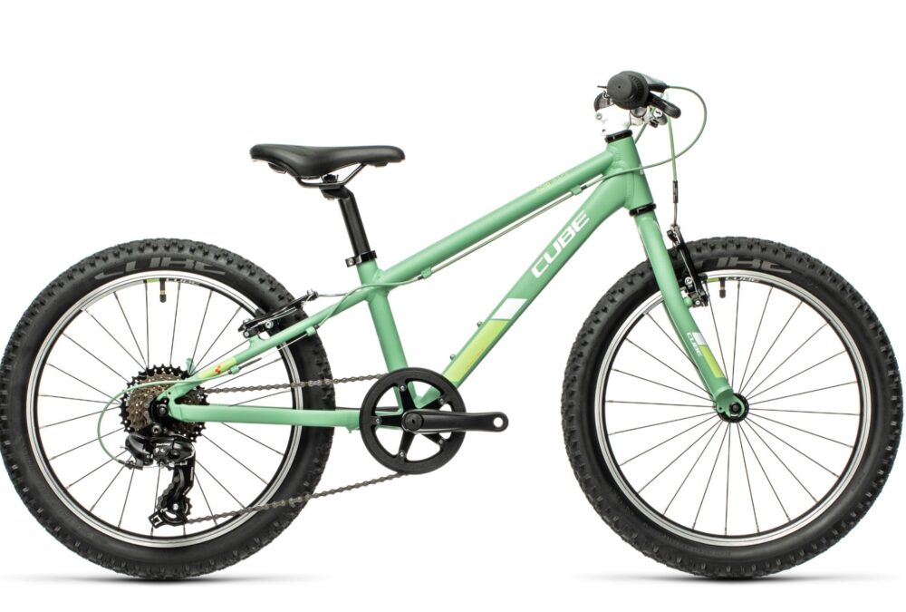 The Cube Acid 200 is a great choice bike for a 6 year old