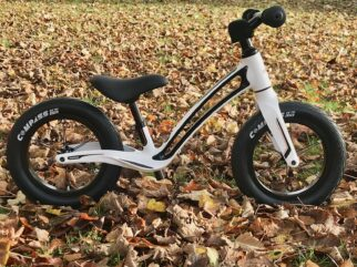 Hornit Airo Balance Bike review - a light weight balance bike for children aged between 2 and 5 years